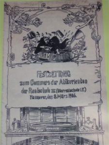 Festzeitung 1906