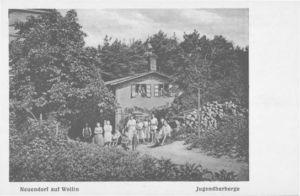 Jugendherberge in Neuendorf